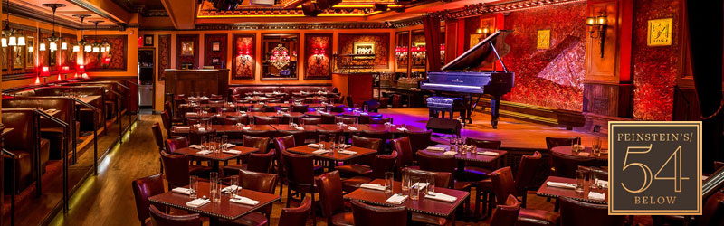 New York Experience: Feinstein's/54 Below